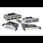 Hewlett Packard Enterprise MSR 4-port FXS MIM Module network switch module