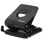 Rapesco PF827AB1 30sheets Black hole punch