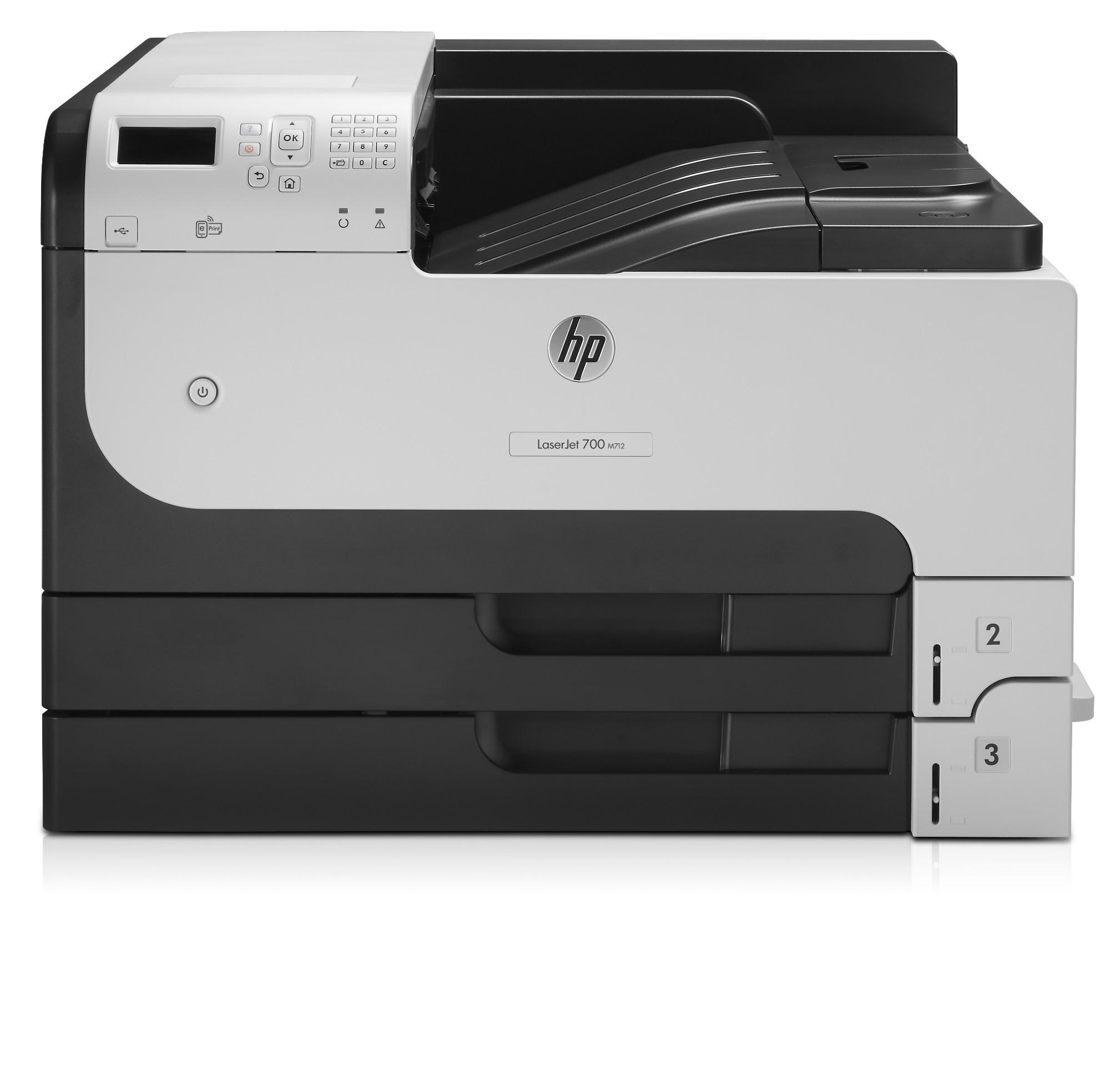 HP LaserJet Enterprise M712dn 1200 x 1200 DPI A3