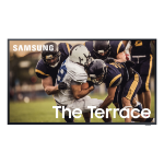 "Samsung The Terrace QE55LST7TCUXXU TV 139.7 cm (55"") 4K Ultra HD Smart TV Wi-Fi Black"