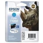 Epson Rhino Singlepack Cyan T1002 DURABrite Ultra Ink