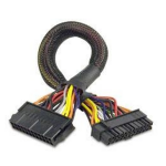 Akasa PSU extension cable 0.3m power cable