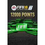 Microsoft FIFA 18 Ultimate Team 12000 points