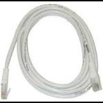 Microconnect CAT6 U/UTP 0.5m LSZH networking cable White U/UTP (UTP)