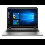 "HP ProBook 455 G3 1.8GHz A10-8700P 15.6"" 1366 x 768pixels Silver"