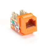 Black Box FM636C RJ-45 Orange wire connector