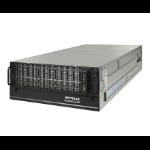 Netgear ReadyNAS 4360S Ethernet LAN Rack (4U) Black NAS