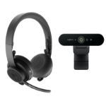 Logitech Pro Personal Video Collaboration video conferencing system 1 person(s) Personal video conferencing system