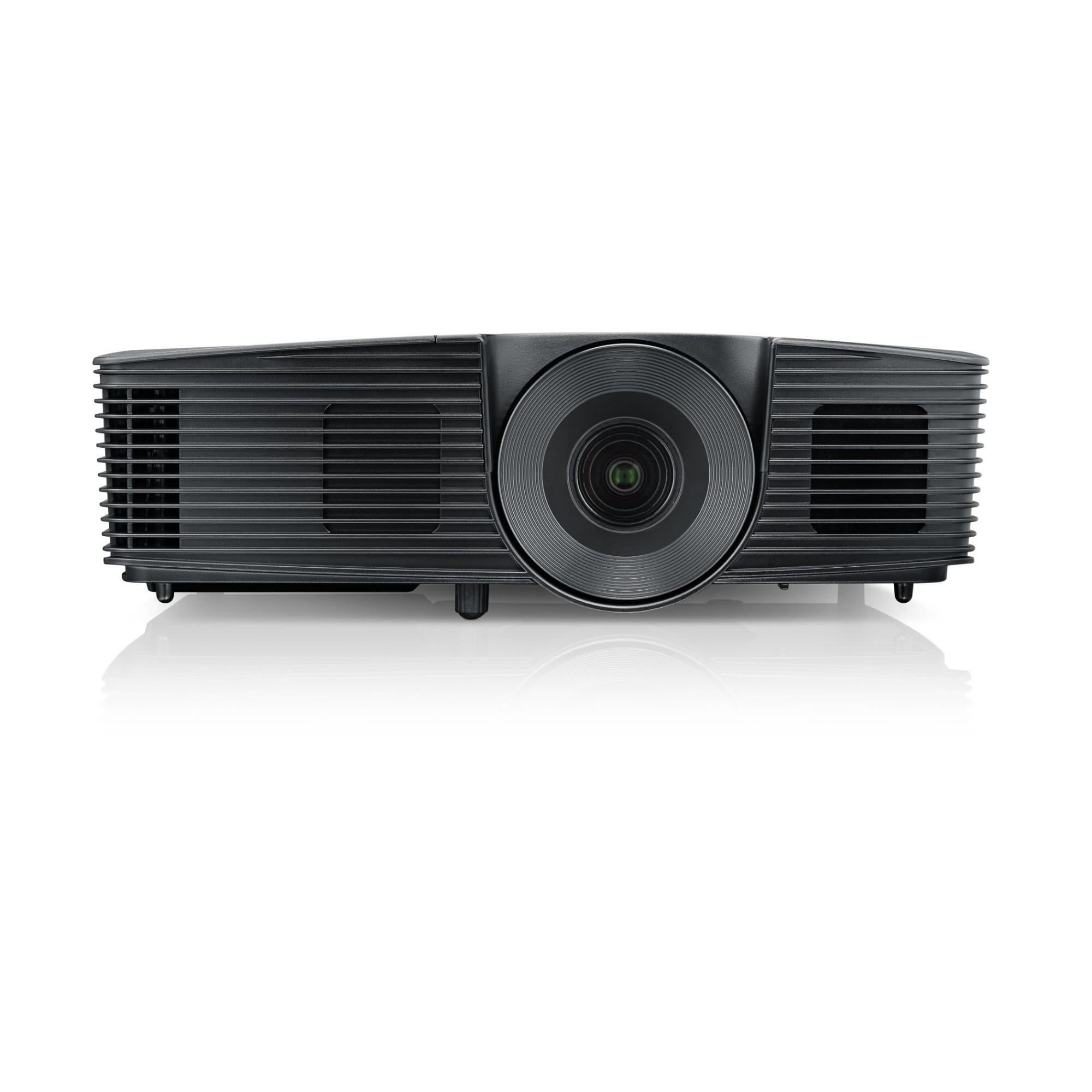 DELL 1450 Desktop projector 3000ANSI lumens DLP XGA (1024x768) 3D Black data projector