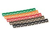 Microconnect CABLEMARK cable clamp Multicolour 100 pc(s)