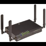 Digi LR54-AW403 wireless router Single-band (2.4 GHz) Fast Ethernet 3G 4G Black