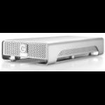 G-Technology G-DRIVE (Gen 6) 4000GB Silver EMEA 3.0 (3.1 Gen 1) 4000GB Silver