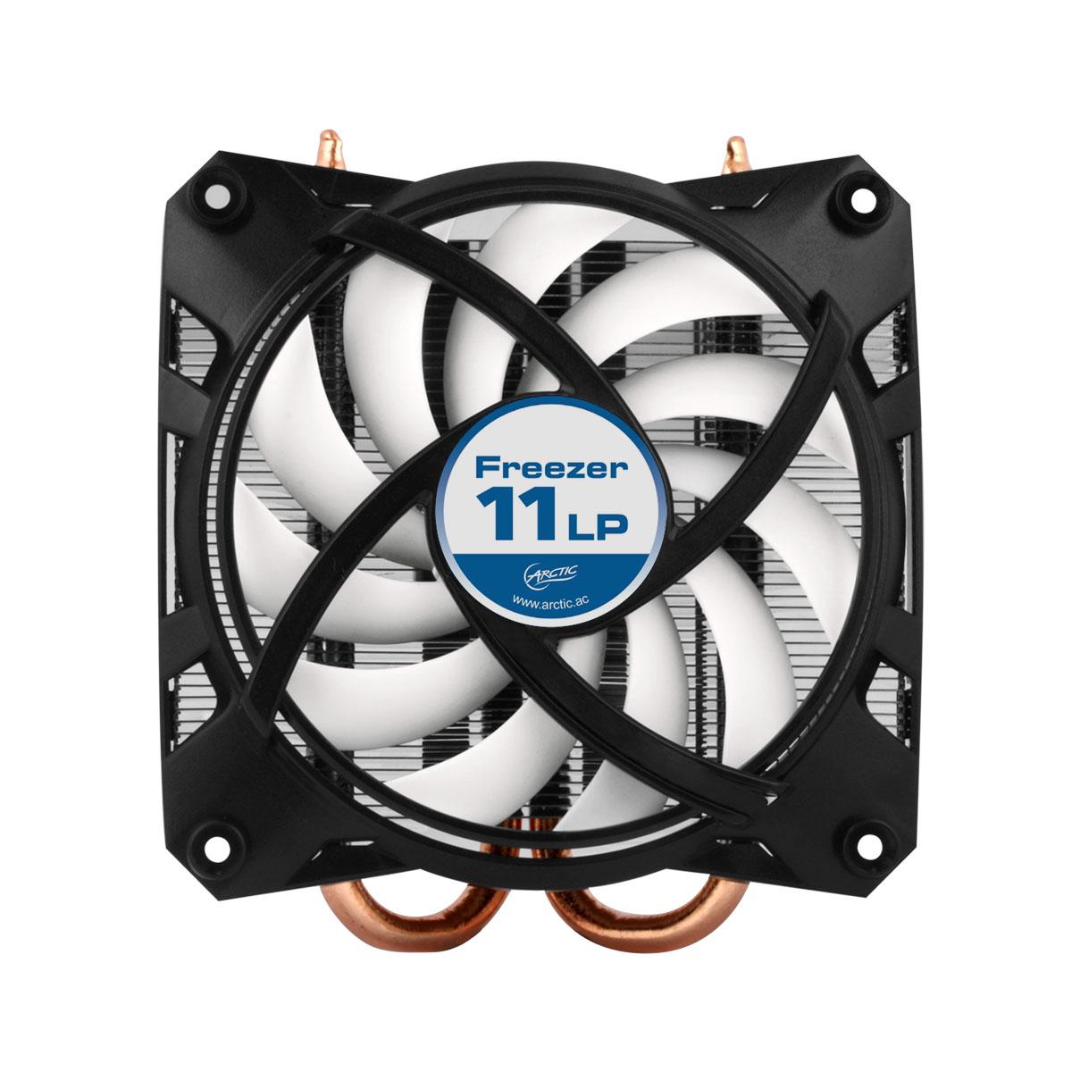Arctic Cooling Freezer 11 Low Profile - Koeler  Voor Processor - ( Socket 775 Socket 11