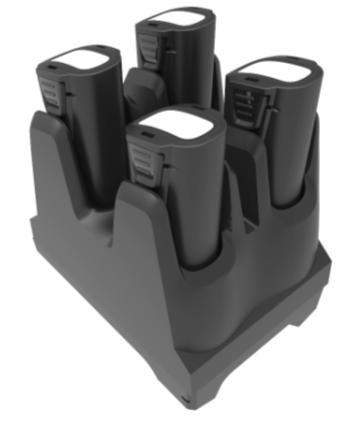 Zebra SAC-TC8X-4SCHG-01 cargador de batería