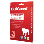BullGuard Internet Security 2017 1Year/3 Device Multi Device Single Retail License English