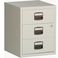 FF Bisley 3Drw A4 Filer Grey