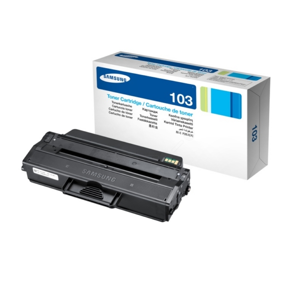 Samsung MLT-D103S/ELS (103S) Toner black, 1.5K pages