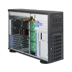 Supermicro SuperChassis 745BTQ-R1K28B-SQ Tower Black 1280 W