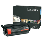 Lexmark T650A21E Toner black, 7K pages