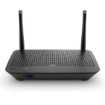 Linksys MR6350 router inalámbrico Doble banda (2,4 GHz / 5 GHz) Negro