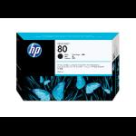 HP 80 Original Black