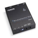 Black Box VX-HDMI-POE-MRX AV receiver Black AV extender