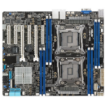 ASUS Z10PA-D8 server/workstation motherboard LGA 2011-v3 ATX Intel® C612