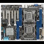 ASUS Z10PA-D8 placa base para servidor y estación de trabajo LGA 2011-v3 Intel® C612 ATX
