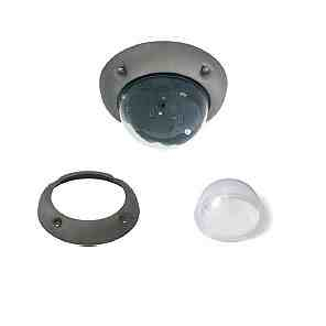 Mobotix D24 Vandal Kit - Matt Finish (MX-D24M-VANDAL-ESMA)