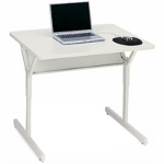 Bretford Rectangle Basic Computer Table