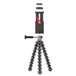 Joby GripTight Action Kit Action camera 3leg(s) Black, Red tripod