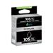 Lexmark 14N0822E (105XL) Ink cartridge black, 510 pages