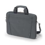 "Dicota Slim Case Base 15-15.6 15.6"" Messenger case Grey D31309"
