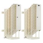 Tripp Lite CST32AC portable device management cart/cabinet Freestanding White