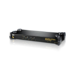 Aten CS1754 Black KVM switch