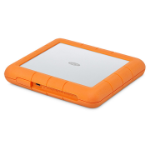 LaCie Rugged RAID Shuttle 8000 GB Oranje
