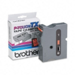 Brother TXB511 printer label Black,Orange TX
