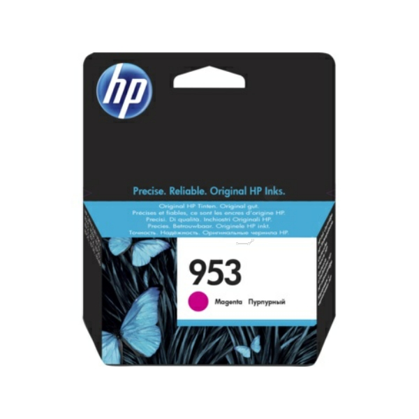 HP F6U13AE (953) Ink cartridge magenta, 700 pages, 10ml