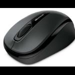 Microsoft Wireless Mobile Mouse 3500 mice RF Wireless BlueTrack 1000 DPI Grey