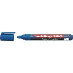 Edding 360 Board Marker Blue PK10