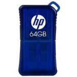 PNY HP v165w 64GB 64GB USB 2.0 Blue USB flash drive