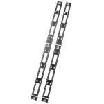 APC Vertical Cable Organizer AR7502 Black rack