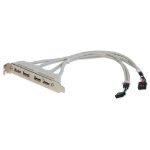 Lindy 33167 Internal USB 2.0 interface cards/adapter