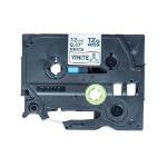 Brother TZE-R231 cinta para impresora de etiquetas Negro sobre blanco