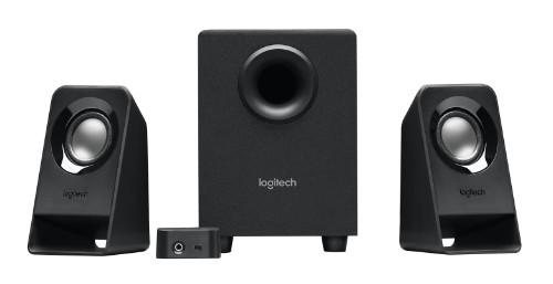 Logitech Z213 7 W Black 2.1 channels
