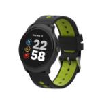 "Canyon CNS-SW81BG smartwatch Black,Green IPS 3.3 cm (1.3"")"