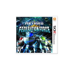 Nintendo Metroid Prime: Federation Force 3DS