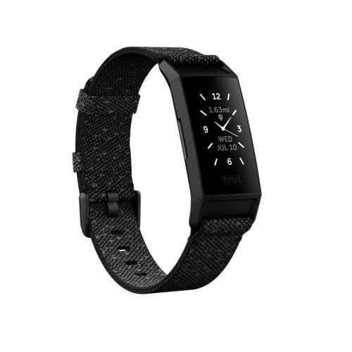 """Fitbit Charge 4 Wristband activity tracker Black 3.96 cm (1.56"""")"""