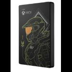 Seagate Game Drive STEA2000431 external hard drive 2000 GB Black, Green
