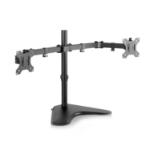 V7 Soporte para monitores de escritorio doble